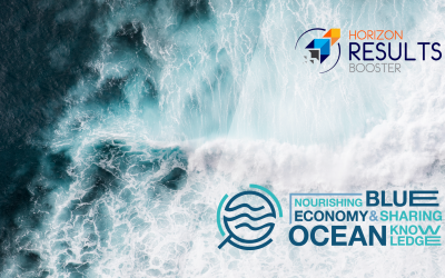 Nourishing blue economy, sharing ocean knowledge: Nautilos and the Horizon Results Booster