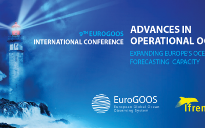 Nautilos showcased at the 9th EuroGOOS Conference