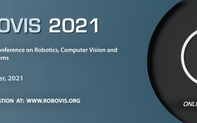 Nautilos to be presented at ROBOVIS2021 conference